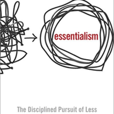 Greg McKeown's Essentialism