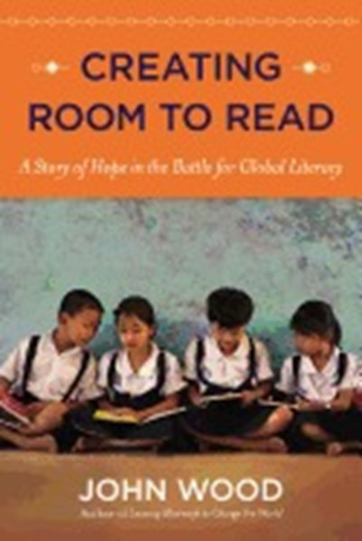 Jack Covert Selects - Creating Room to Read