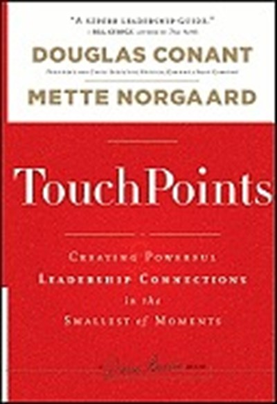 In the Smallest of Moments - An Excerpt From TouchPoints