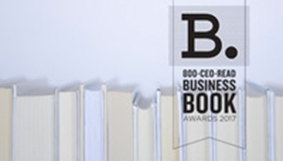 2017 800-CEO-READ Business Book Awards call for entries is now open!