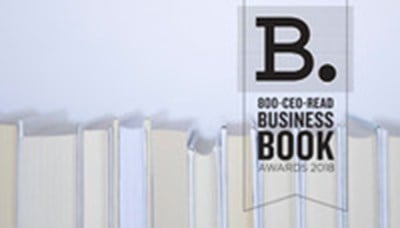 2018 800-CEO-READ Business Book Awards call for entries is now open