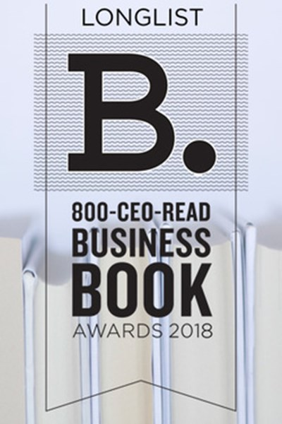 The 2018 800-CEO-READ Business Book Awards Leadership & Strategy Book Giveaway