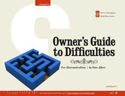 Owner's Guide to Difficulties
