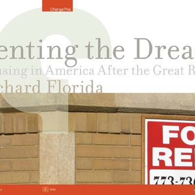 Renting the Dream: Housing in America After the Great Reset
