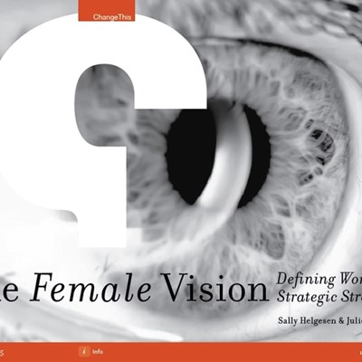 The Female Vision: Defining Women's Strategic Strengths