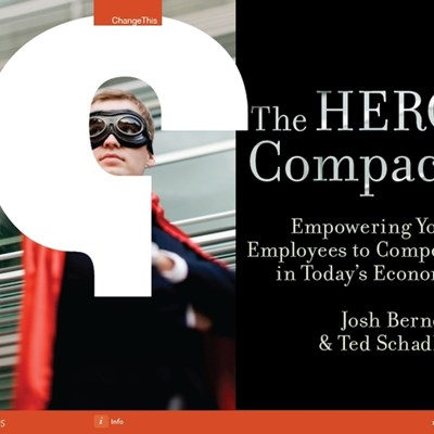 The HERO Compact: Empowering Your Employees to Compete in Todays Economy