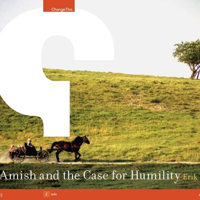 The Amish and the Case for Humility