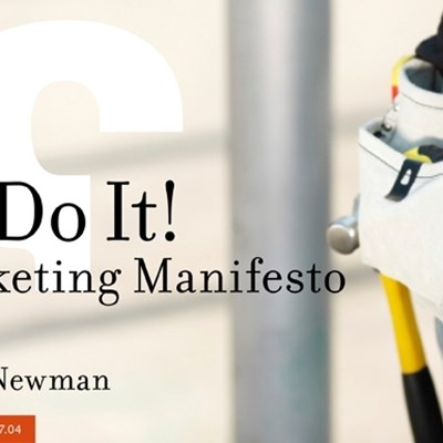 The Do It! Marketing Manifesto