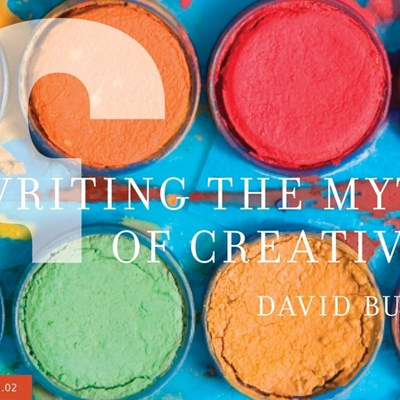 Rewriting The Myths of Creativity