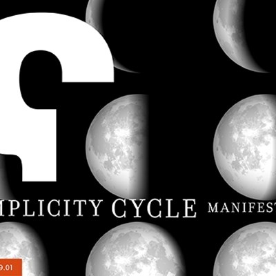 The Simplicity Cycle Manifesto