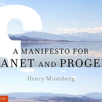 A Manifesto for Planet and Progeny