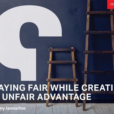 Playing Fair While Creating and Unfair Advantage