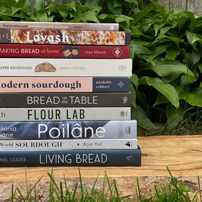 Cookbook Roundup: Bread