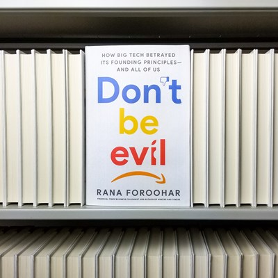 Don't Be Evil: The 2019 Porchlight Business Book of the Year