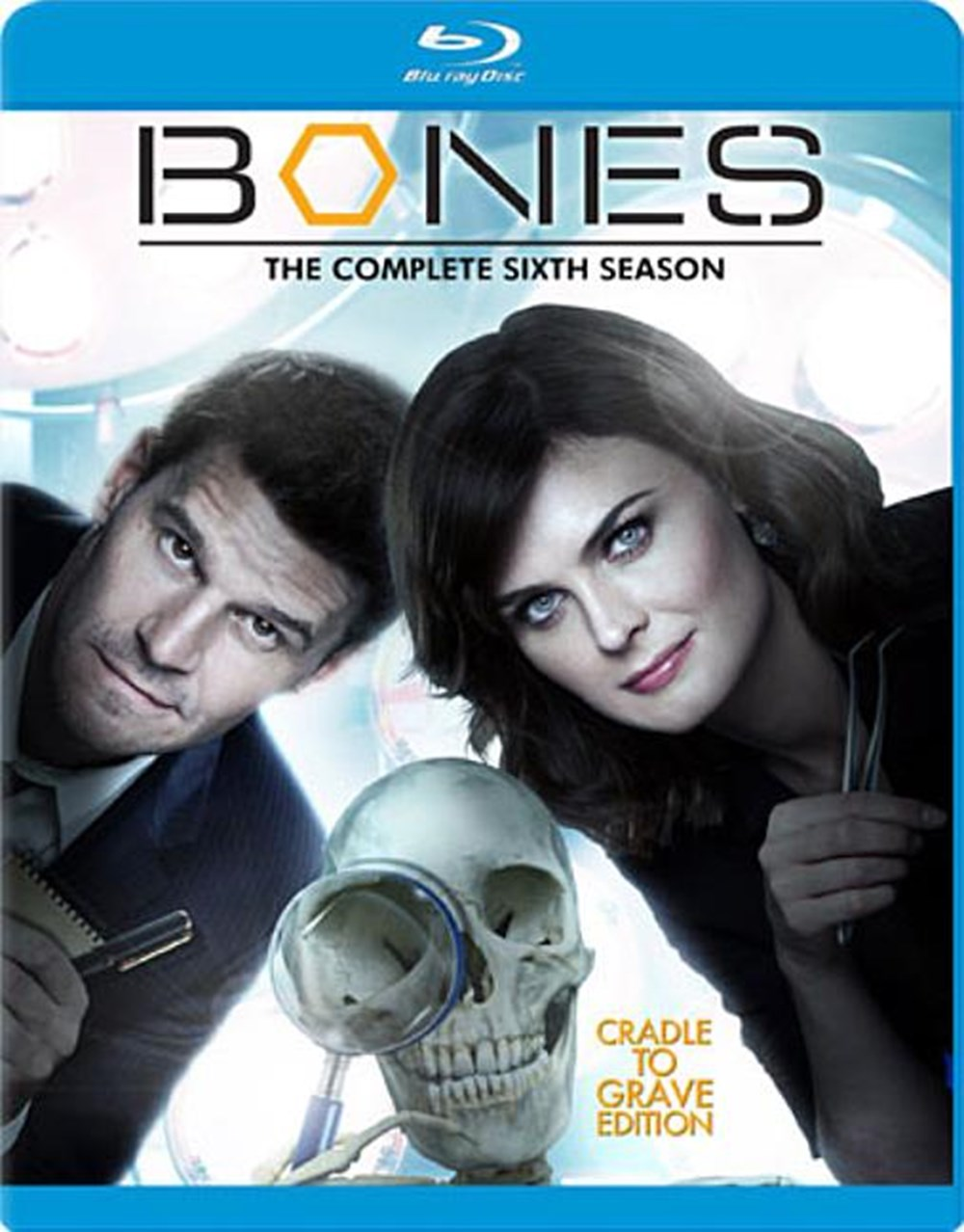 Bones The Complete Sixth Season