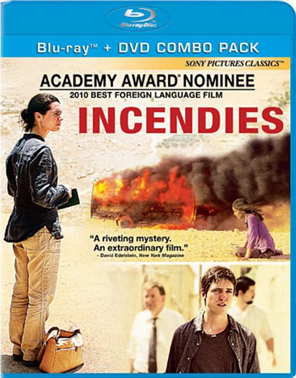 Incendies (DVD Included)