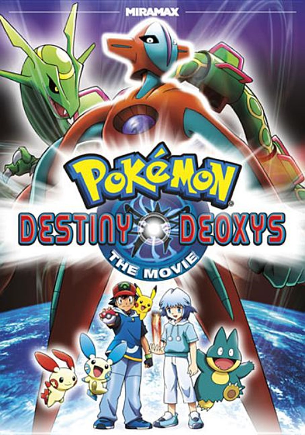 Pokemon Destiny Deoxys the Movie