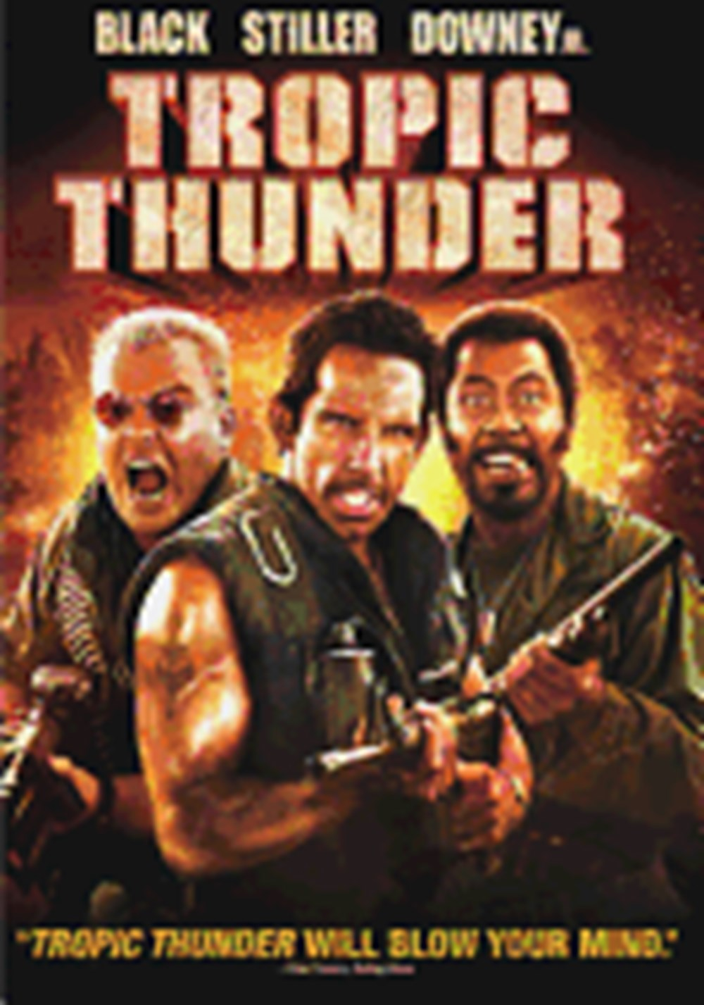 Tropic Thunder (Theatrical Version)