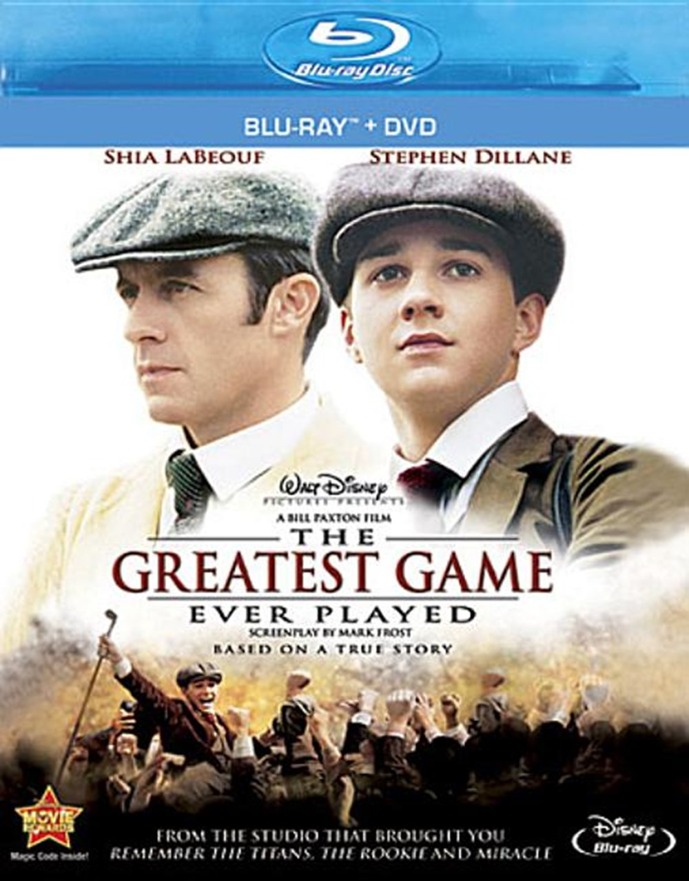 Greatest Game Ever Played (DVD Included)