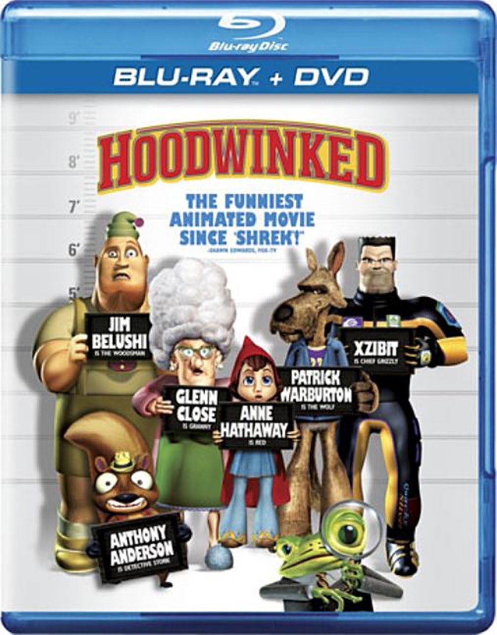 Hoodwinked (DVD Included)