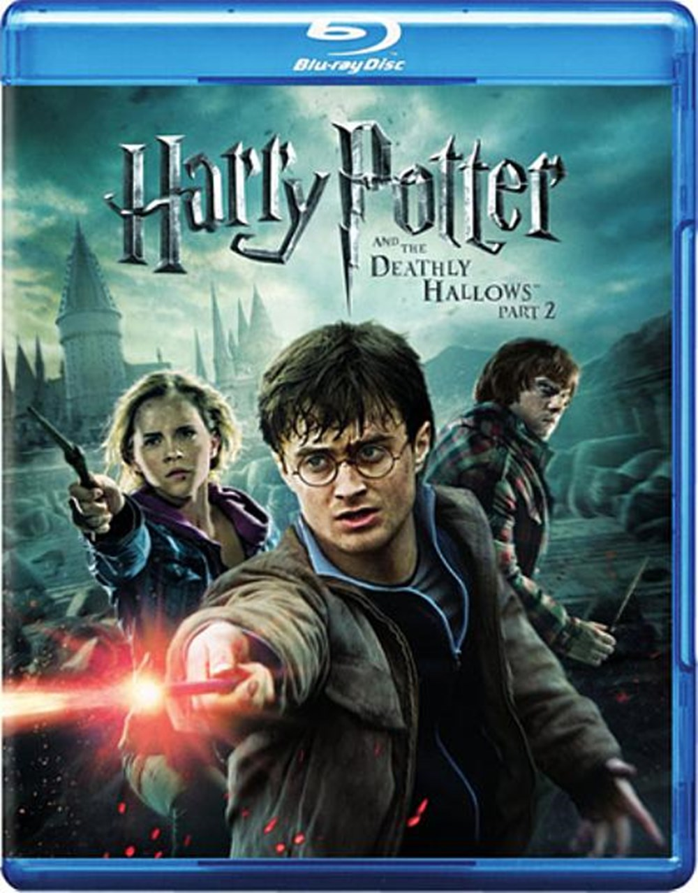Harry Potter and the Deathly Hallows Part 2 (DVD & Digital Copy Included)