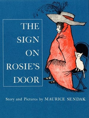 Sign on Rosie's Door