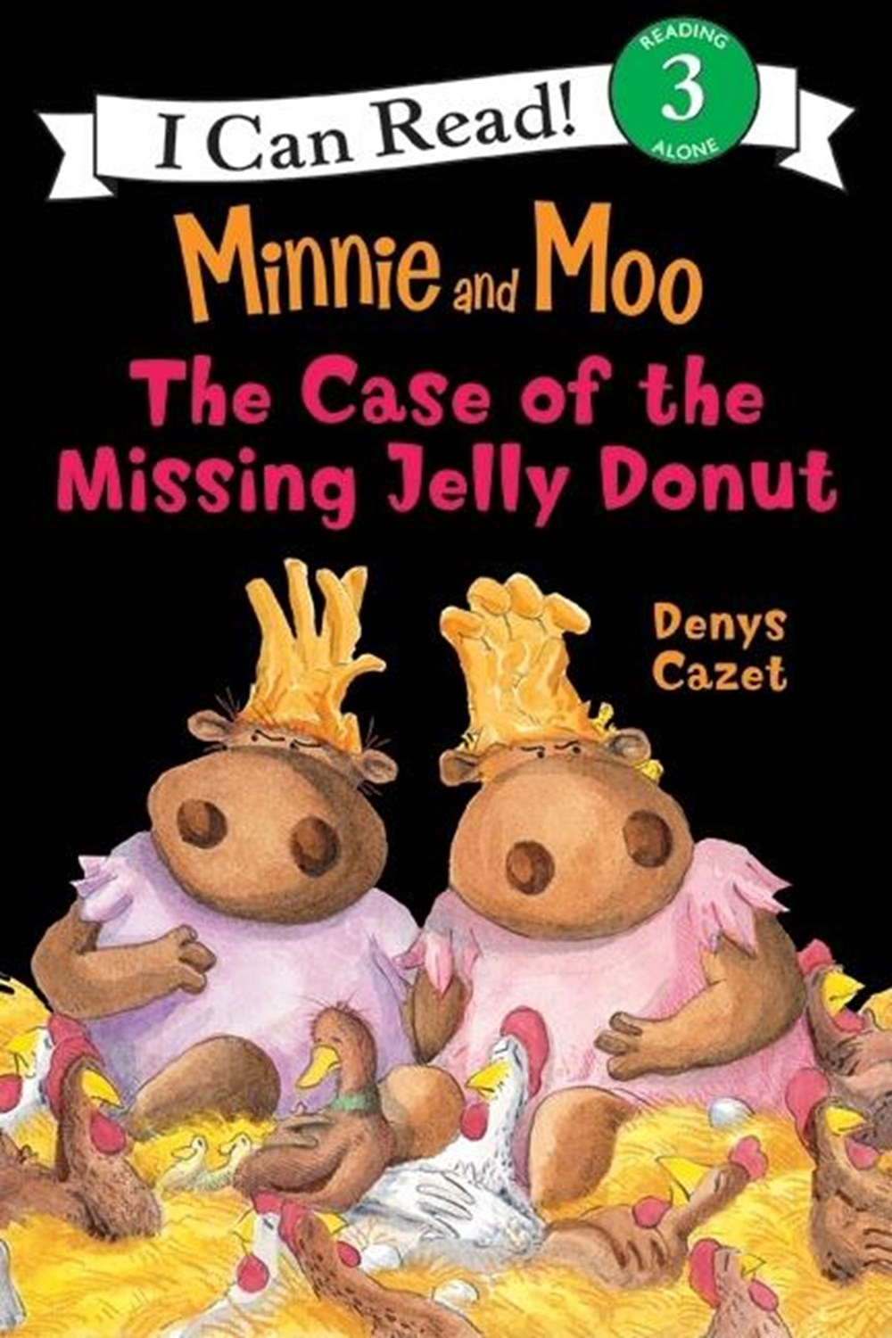 Case of the Missing Jelly Donut