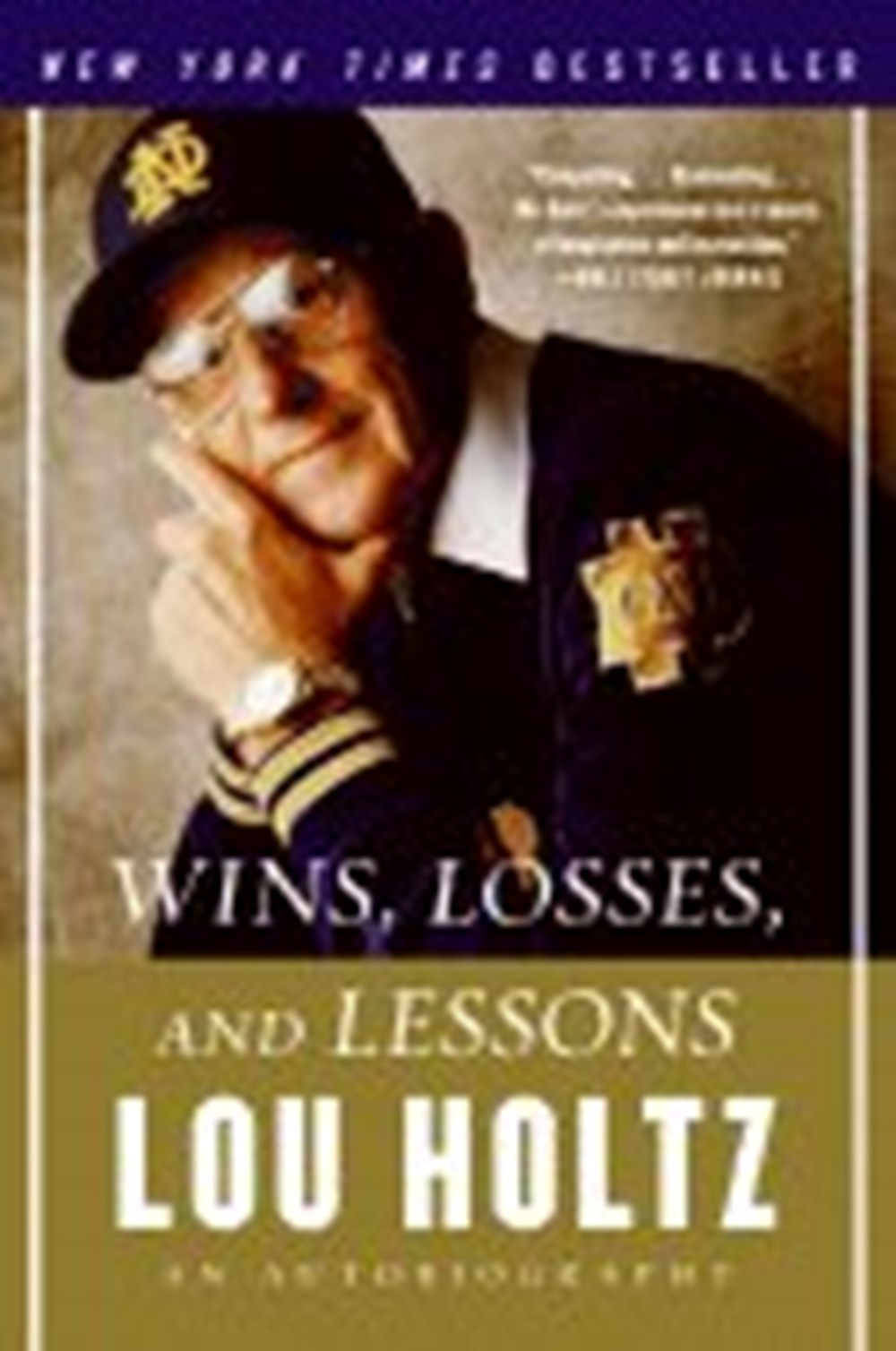 Wins, Losses, and Lessons An Autobiography