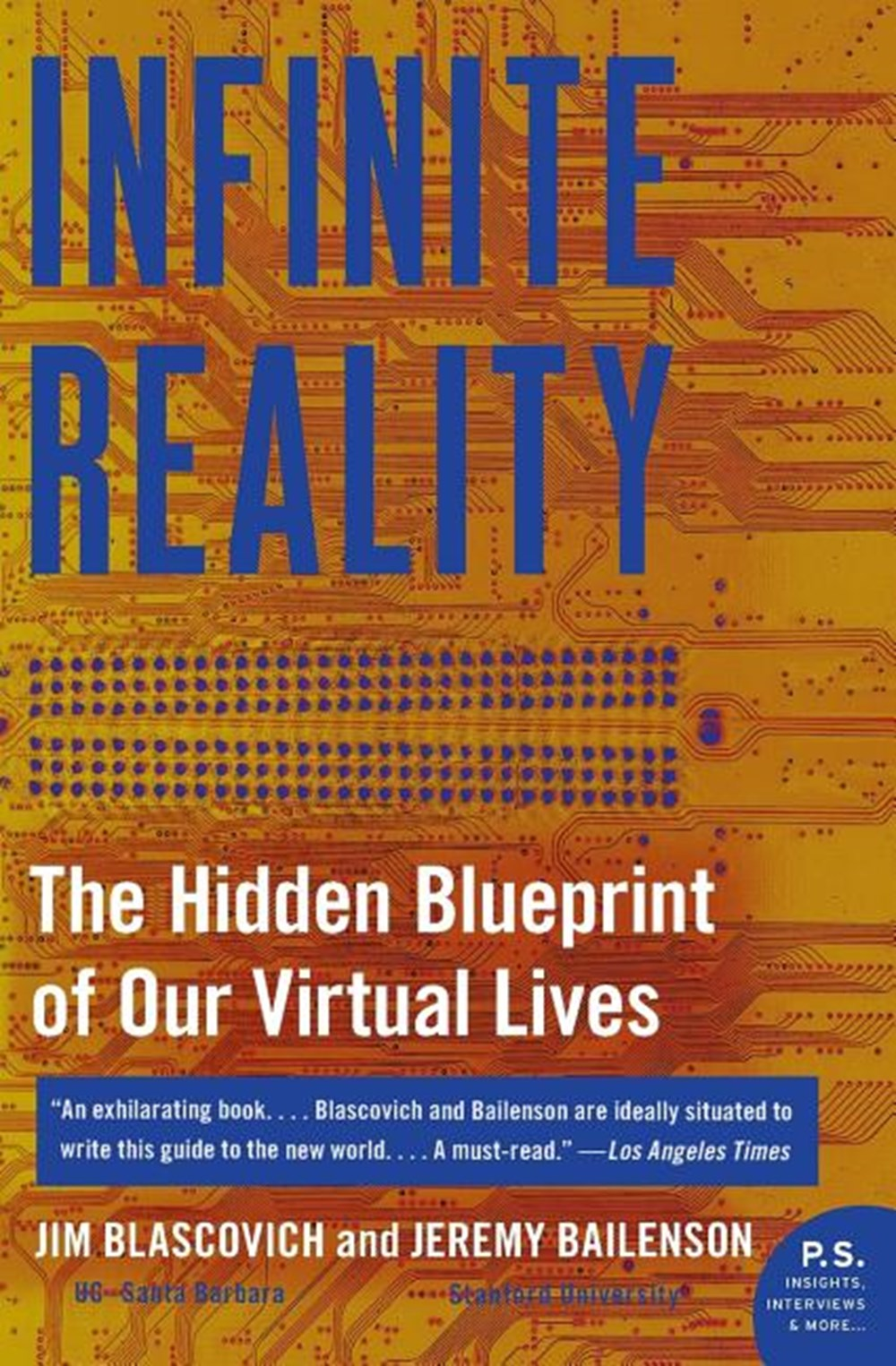 Infinite Reality The Hidden Blueprint of Our Virtual Lives