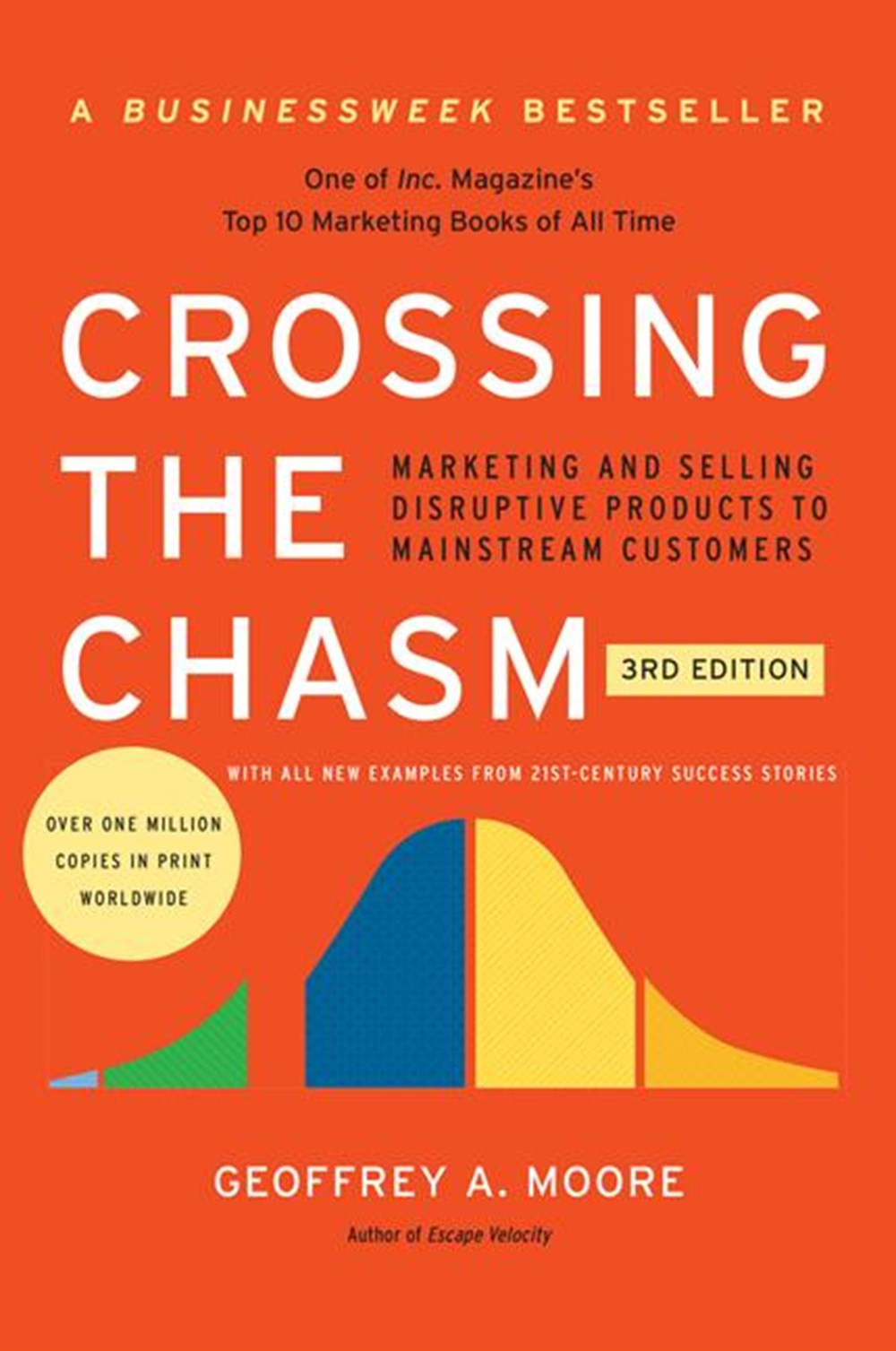 Crossing the Chasm, 3rd Edition Marketing and Selling Disruptive Products to Mainstream Customers