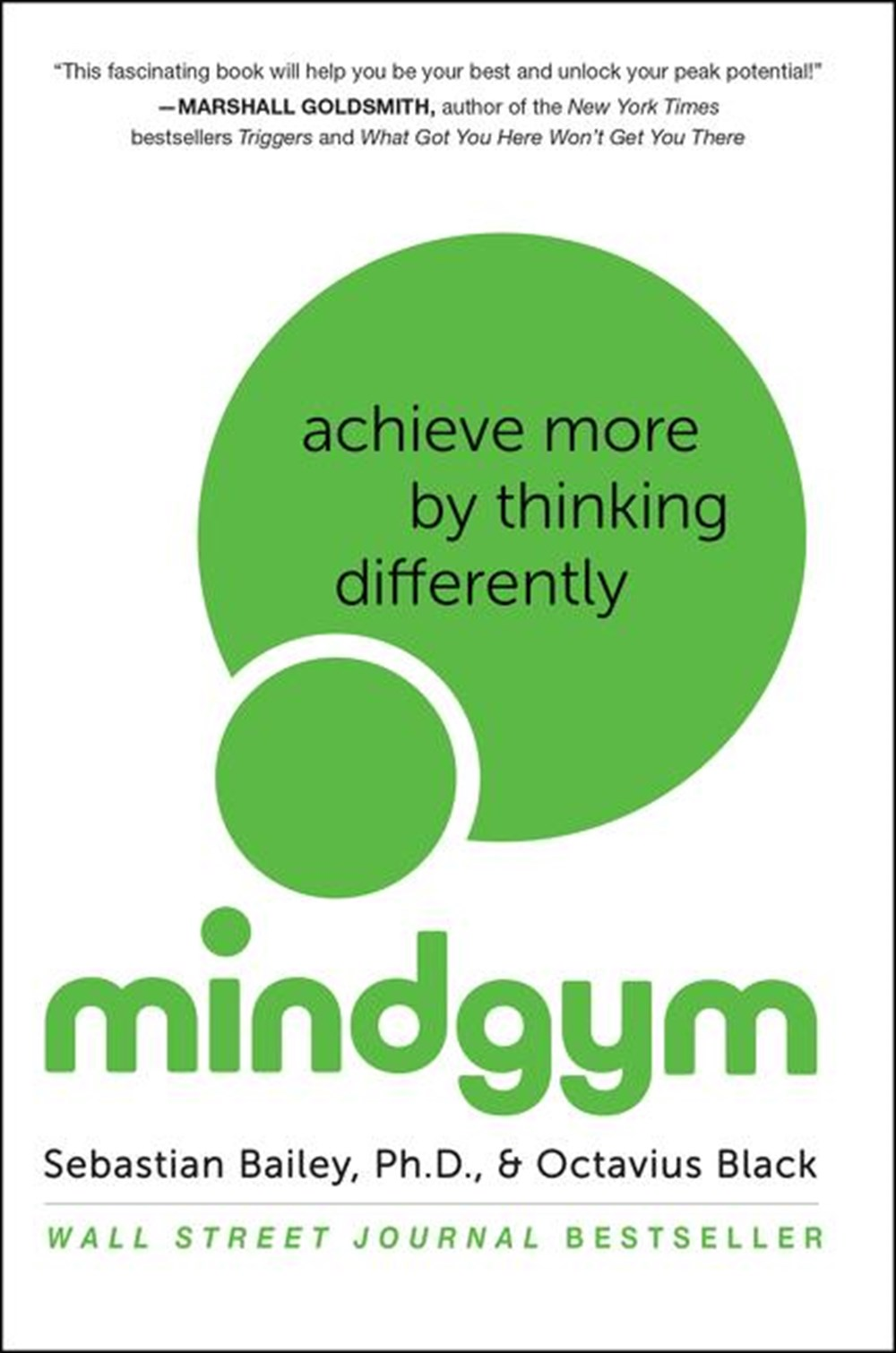 Mind Gym Achieve More by Thinking Differently