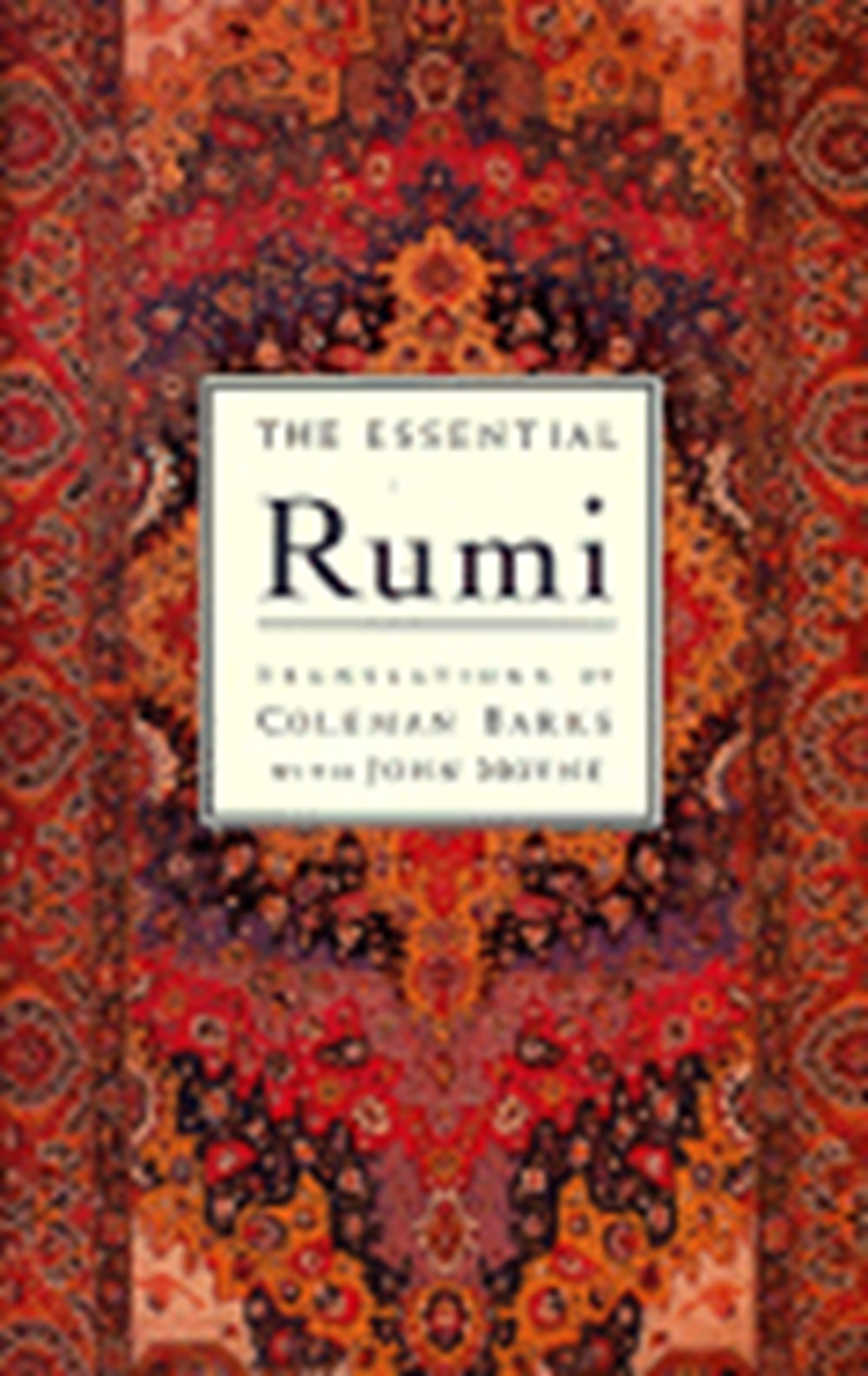 Essential Rumi - Reissue New Expanded Edition