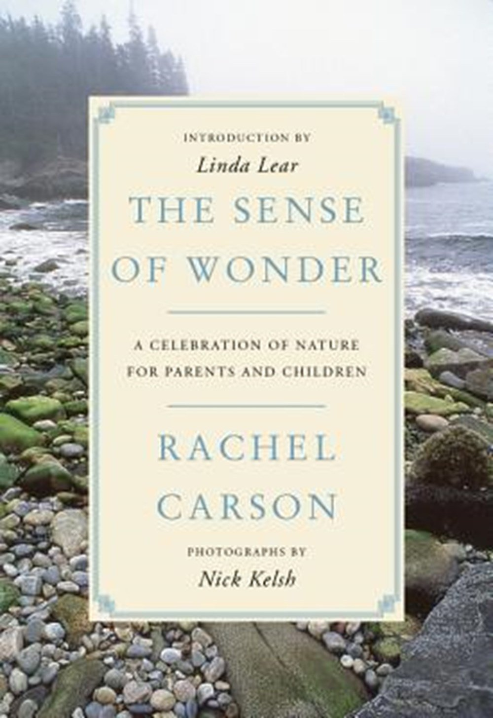 Sense of Wonder A Celebration of Nature for Parents and Children
