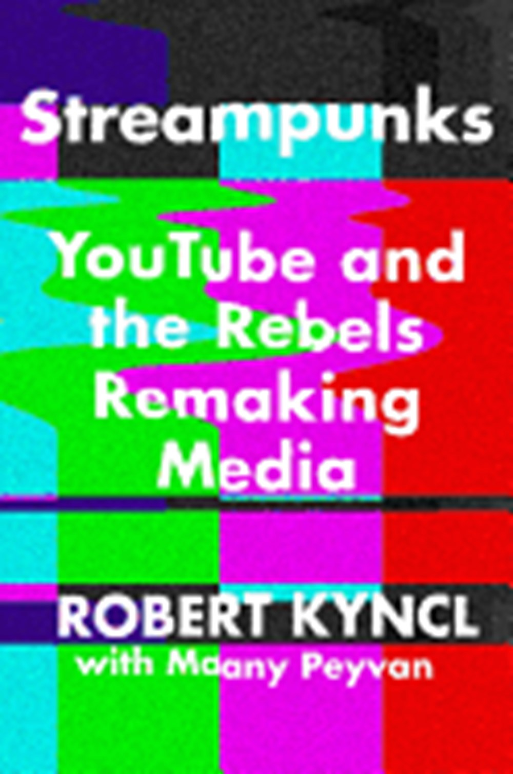 Streampunks Youtube and the Rebels Remaking Media