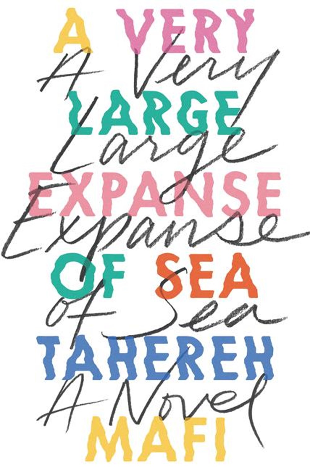 Very Large Expanse of Sea