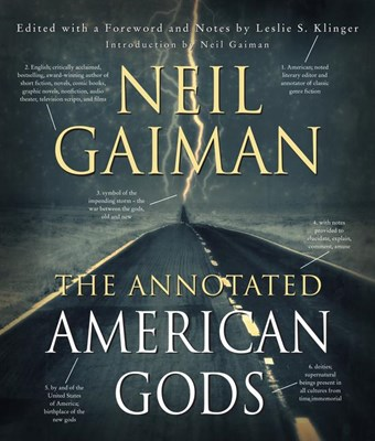 The Annotated American Gods