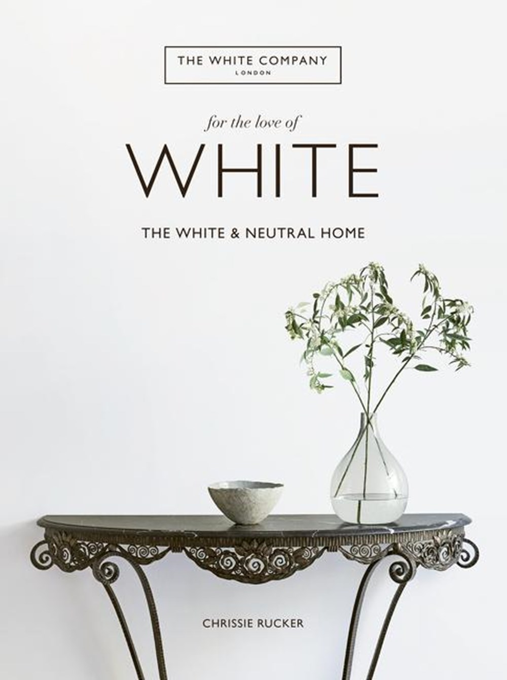 For the Love of White The White and Neutral Home