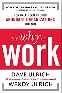 Why of Work: How Great Leaders Build Abundant Organizations That Win