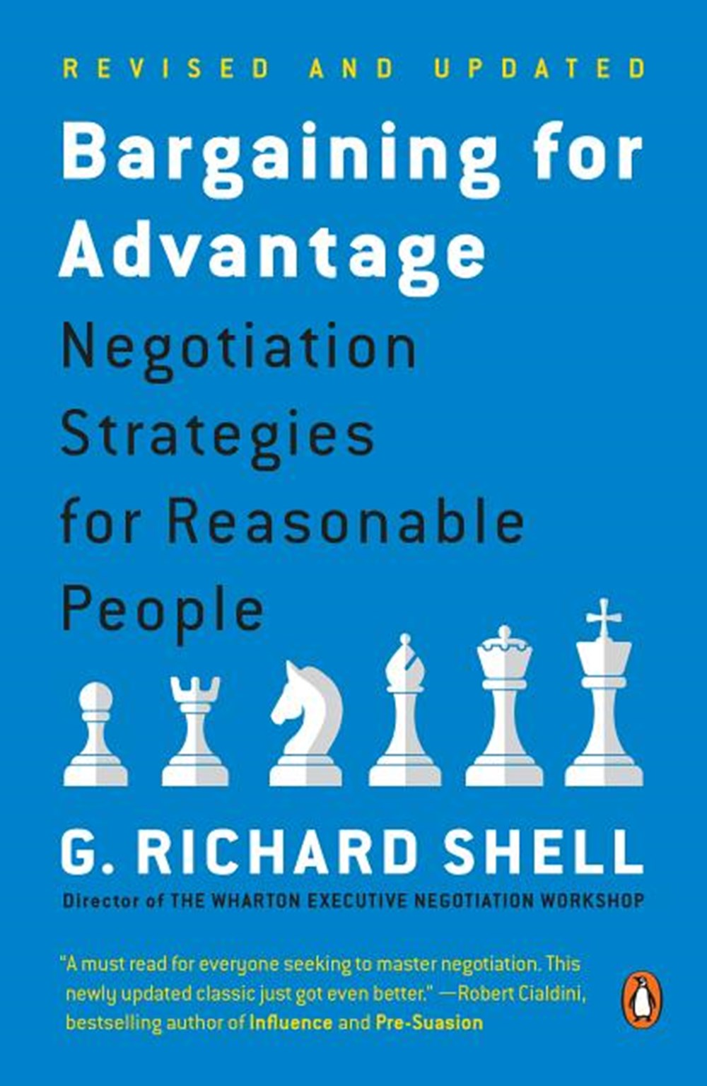 Bargaining for Advantage Negotiation Strategies for Reasonable People