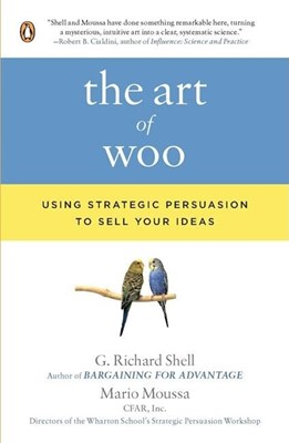 Art of Woo: Using Strategic Persuasion to Sell Your Ideas
