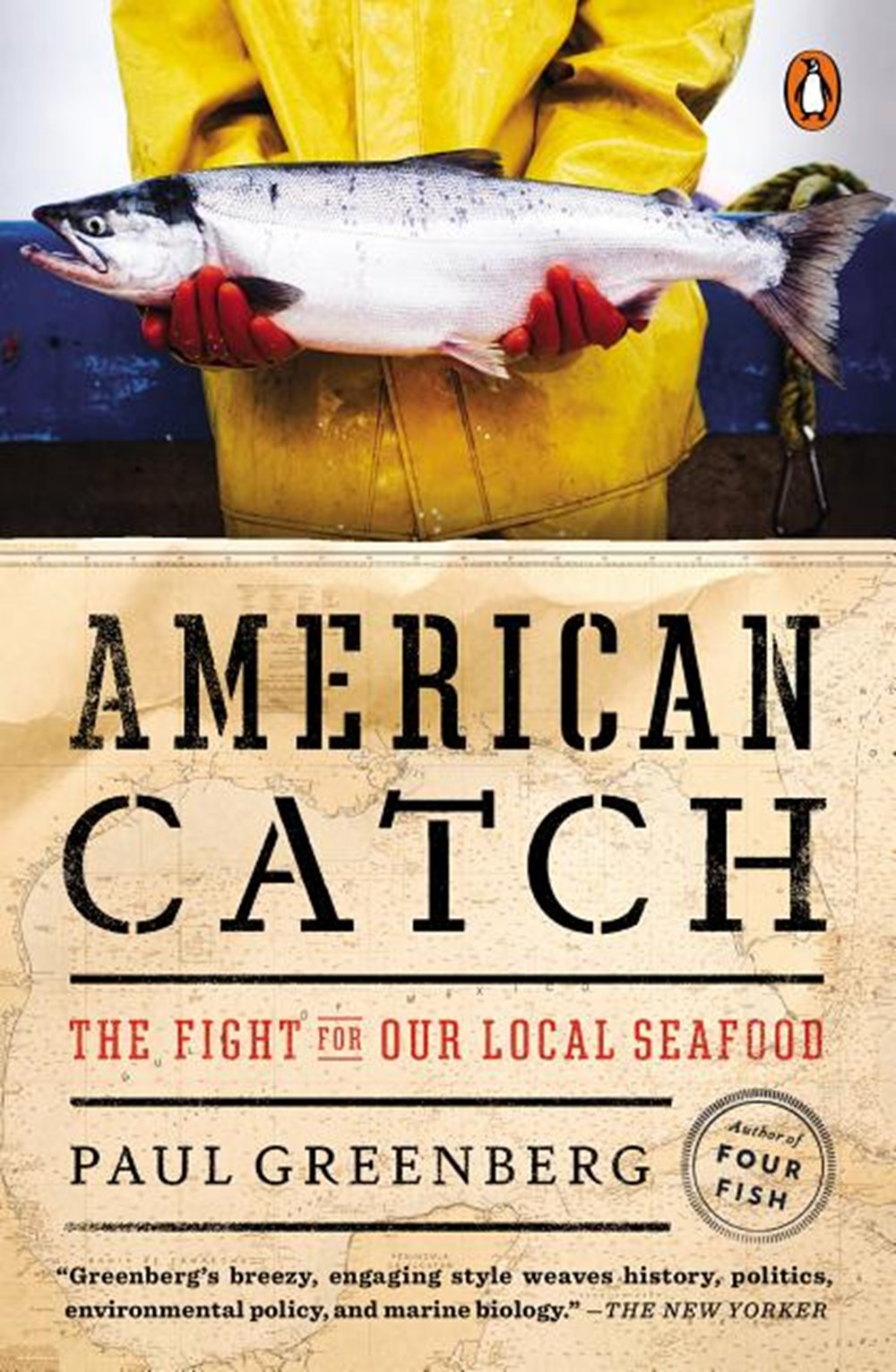 American Catch The Fight for Our Local Seafood
