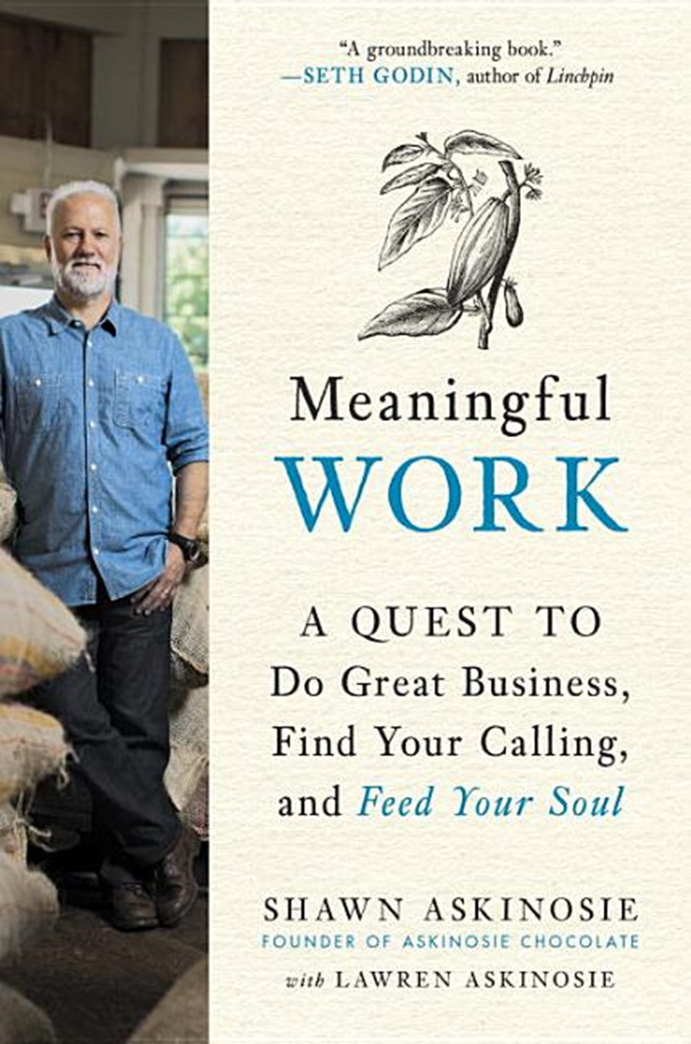 Meaningful Work A Quest to Do Great Business, Find Your Calling, and Feed Your Soul