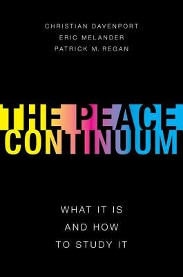 Peace Continuum: What It Is and How to Study It