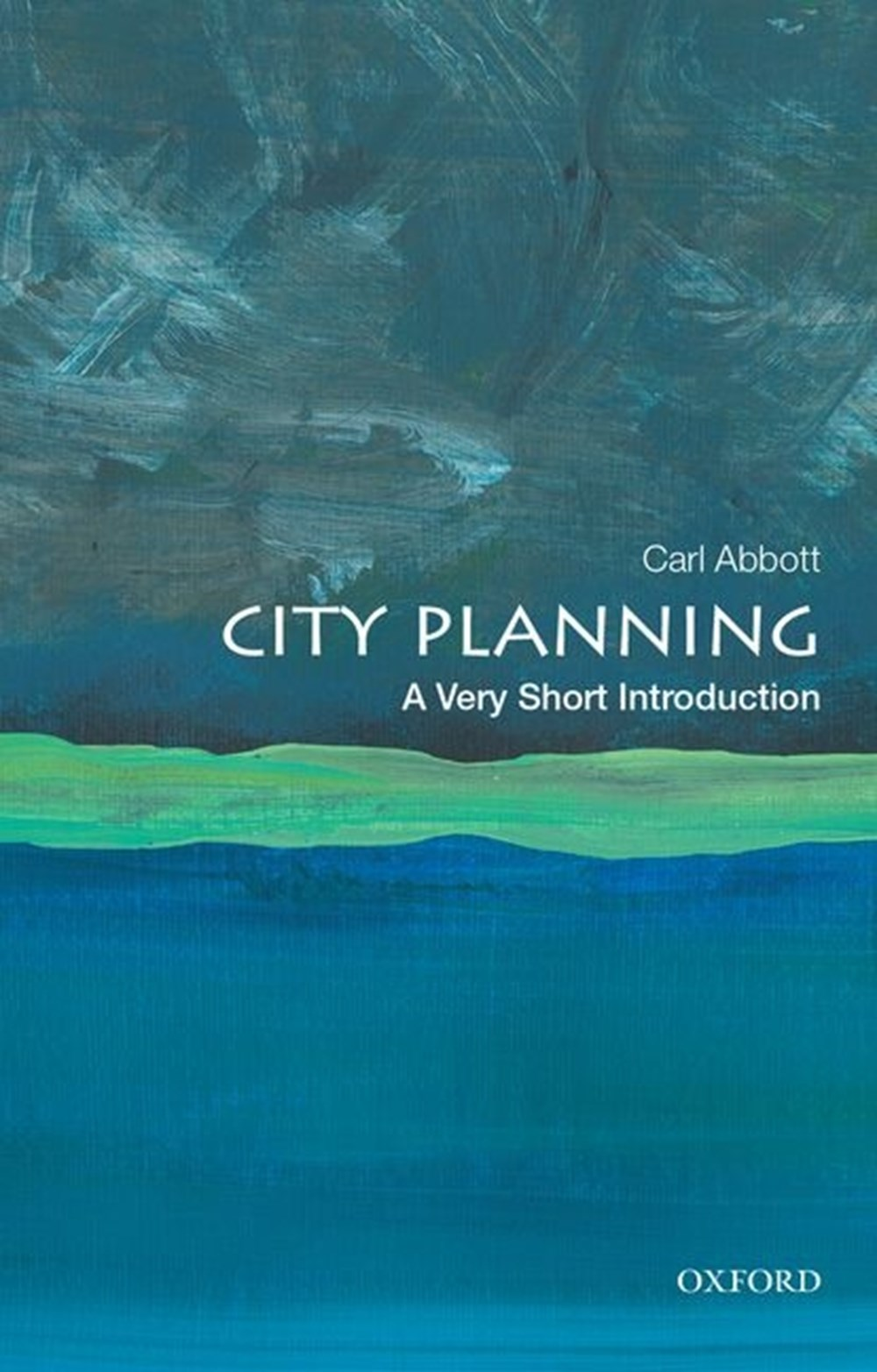 City Planning A Very Short Introduction