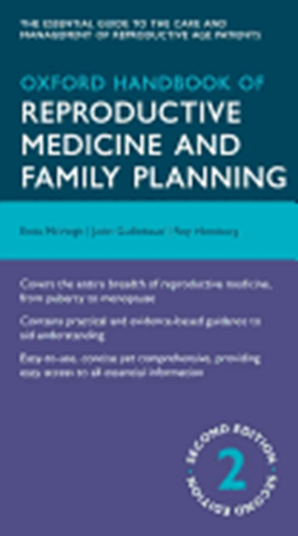 Oxford Handbook of Reproductive Medicine and Family Planning