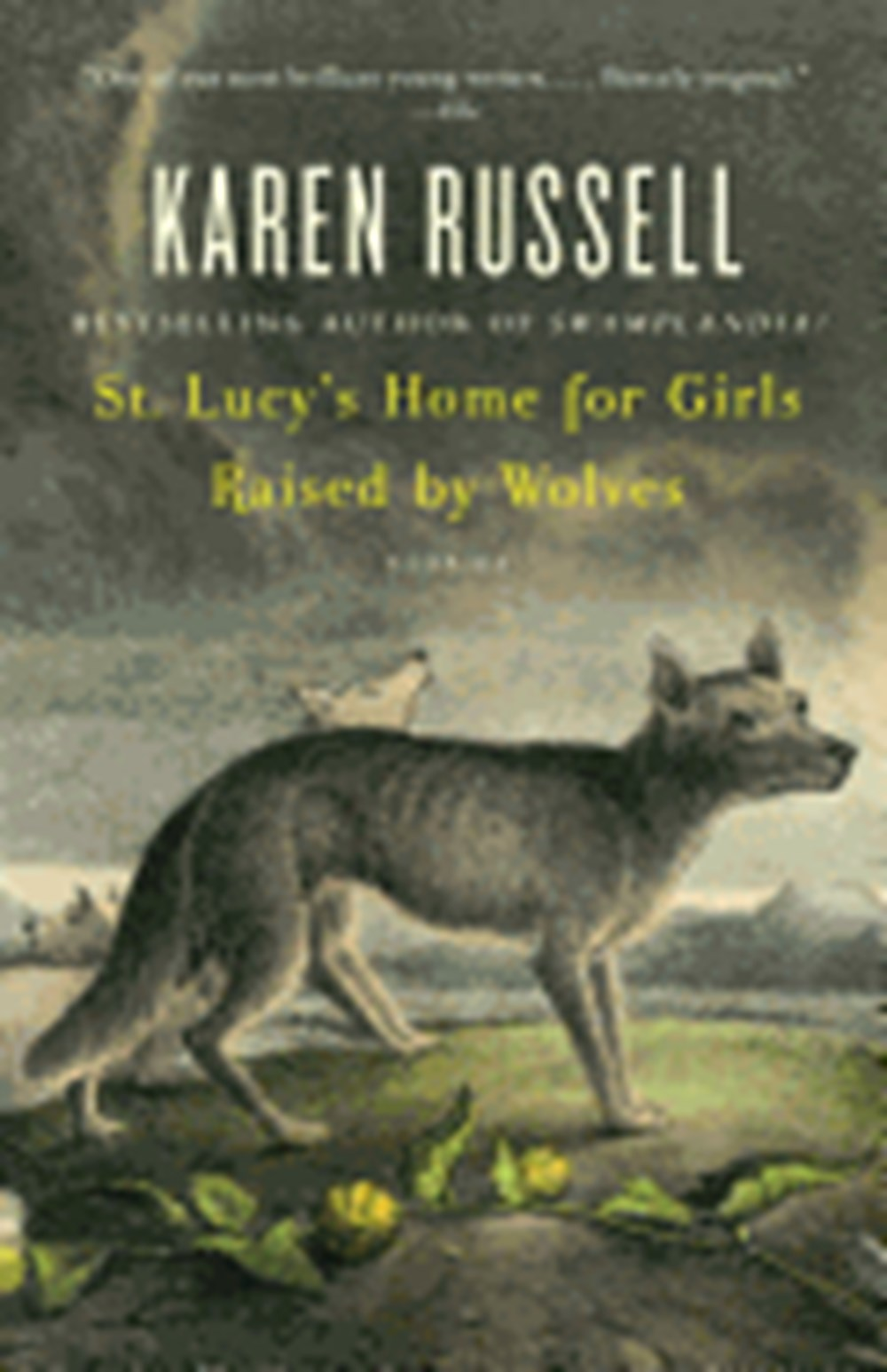 St. Lucy's Home for Girls Raised by Wolves
