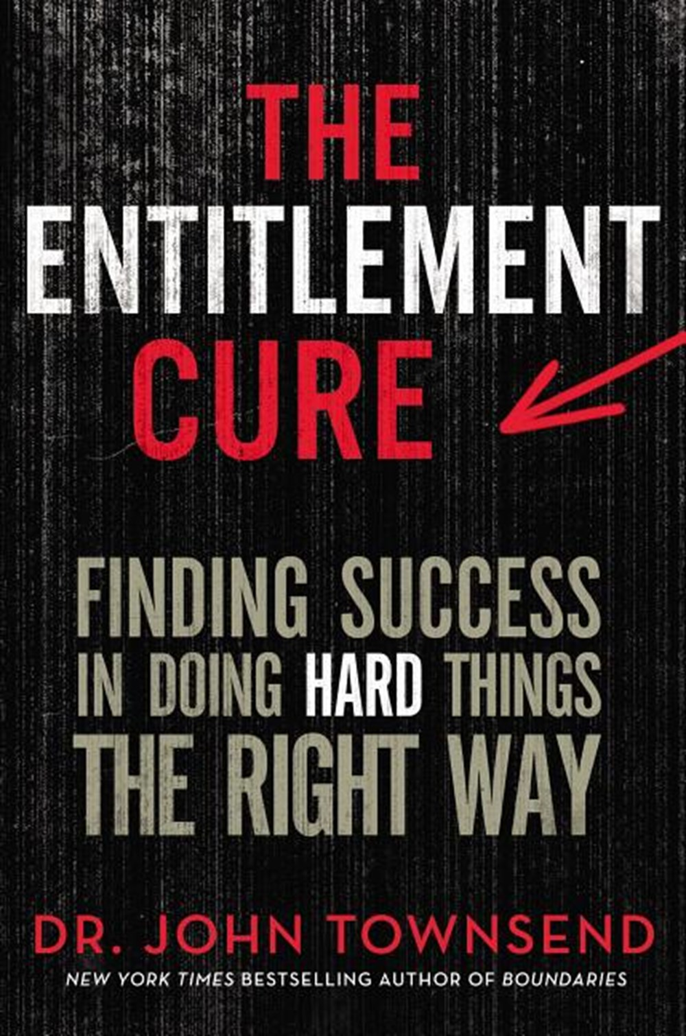 Entitlement Cure Finding Success in Doing Hard Things the Right Way
