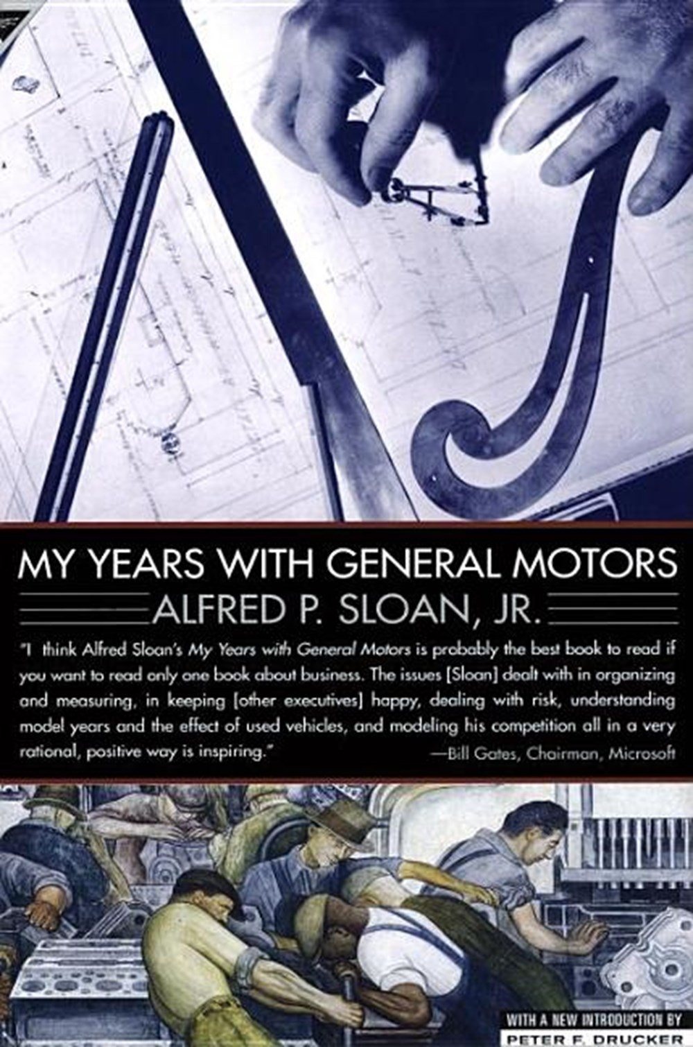 My Years with General Motors