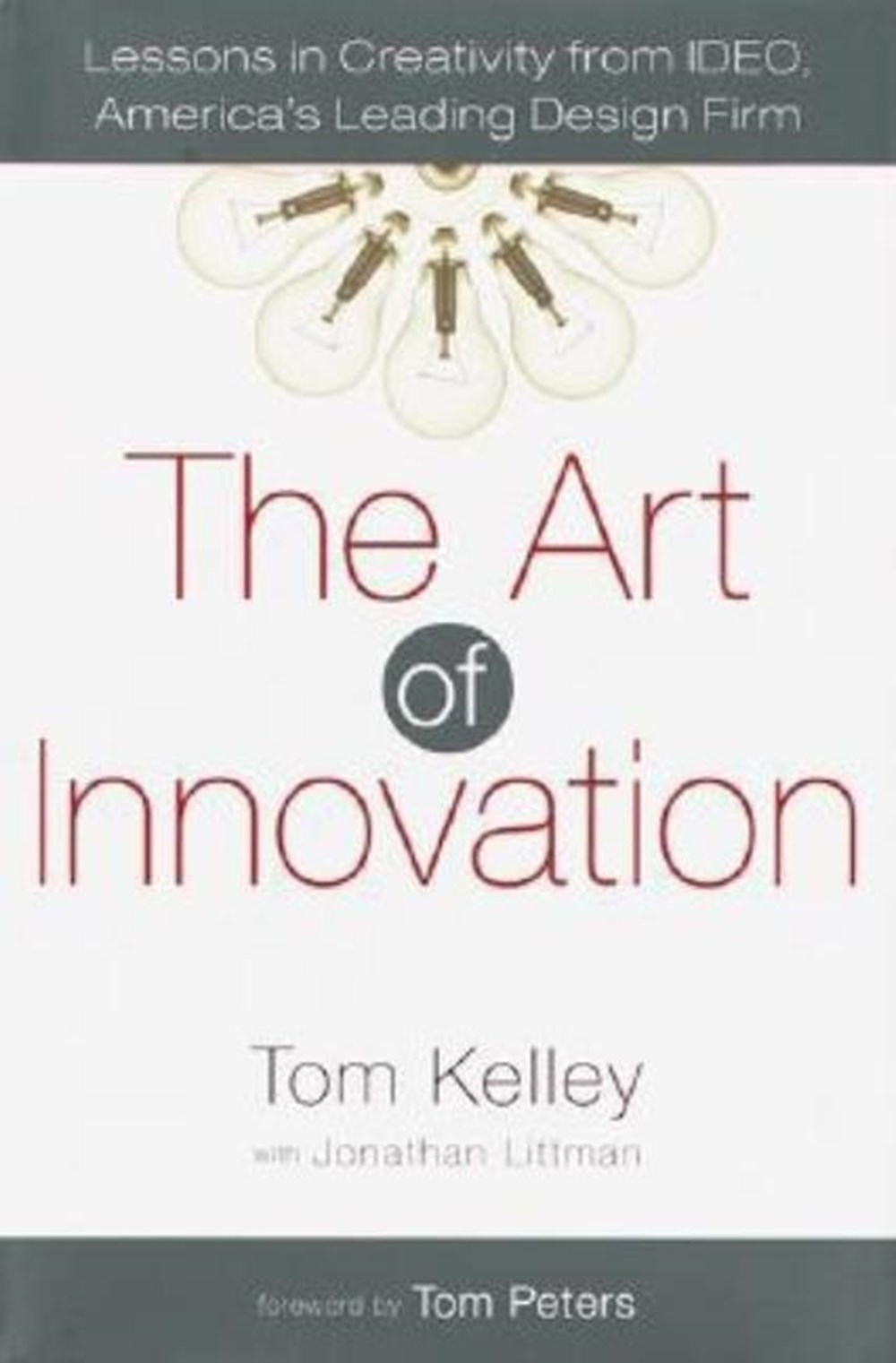 Art of Innovation Lessons in Creativity from Ideo, America's Leading Design Firm