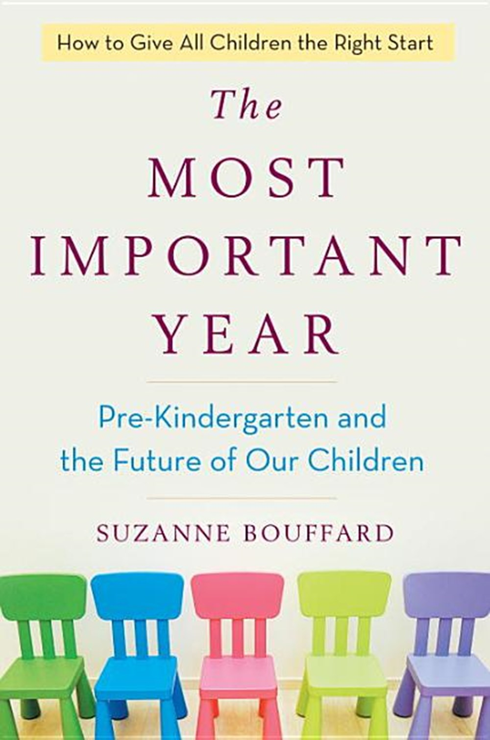 Most Important Year Pre-Kindergarten and the Future of Our Children